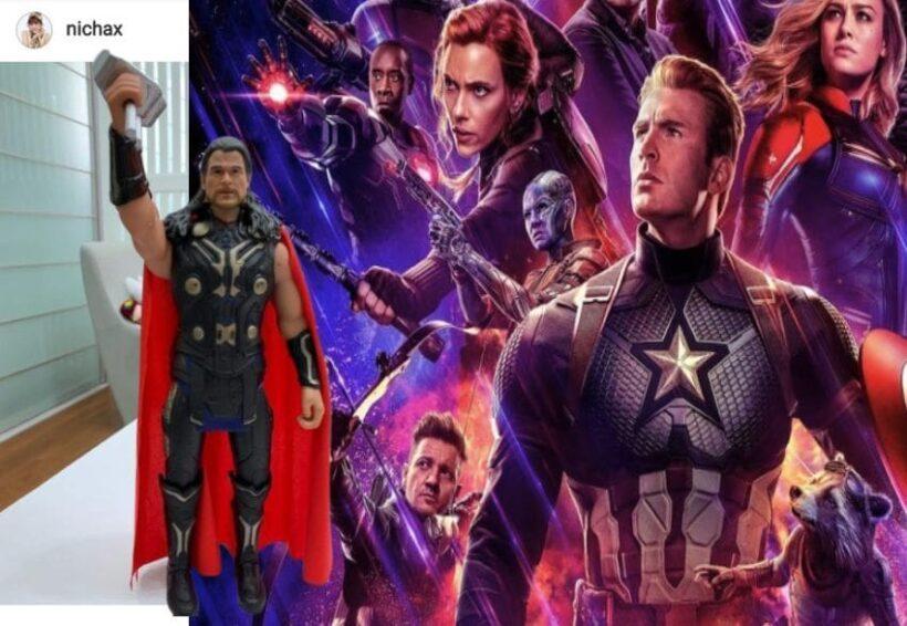 Avengers: Endgame ทูลกระหม่อมหญิงอุบลรัตนฯ ทรงเล่าความประทับใจหลังชมภาพยนตร์   The Thaiger