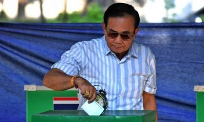 Recounts and new elections ordered in eight polling stations | The Thaiger