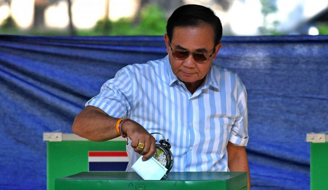 Recounts and new elections ordered in eight polling stations   The Thaiger