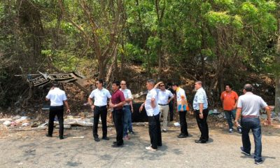 Pattaya city officials investigate Big Buddha Hill makeover | The Thaiger
