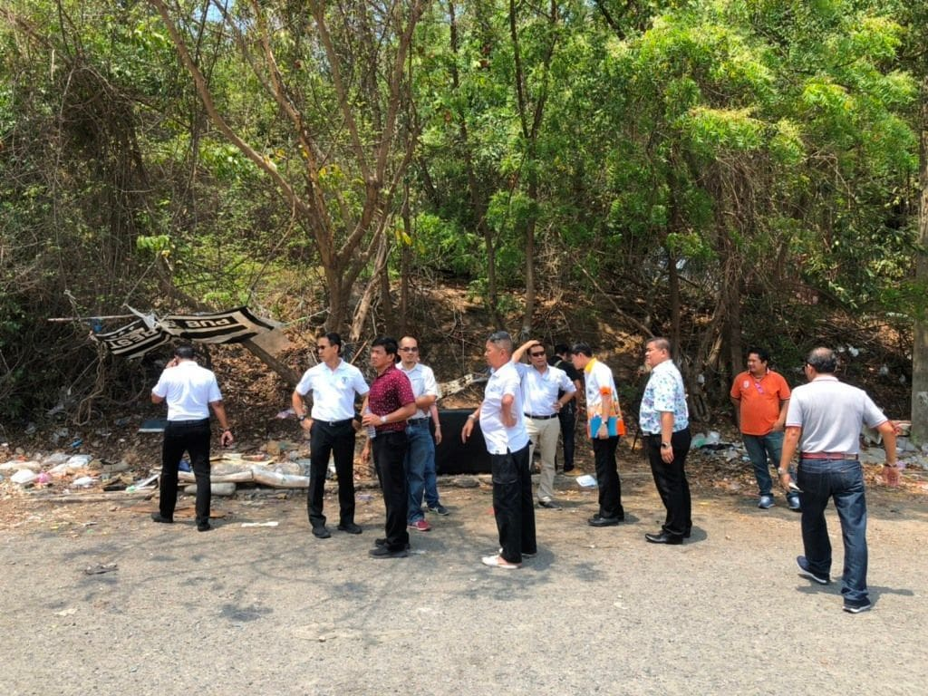 Pattaya city officials investigate Big Buddha Hill makeover | The Thaiger