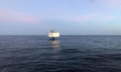 Phuket seastead will be removed today | The Thaiger