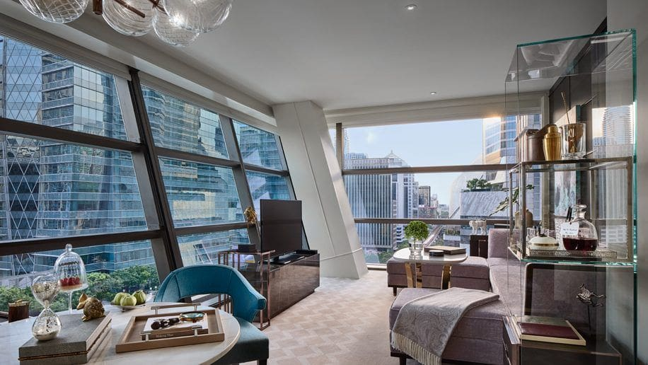 Bangkok luxury poised to push through the US$300 ceiling | The Thaiger