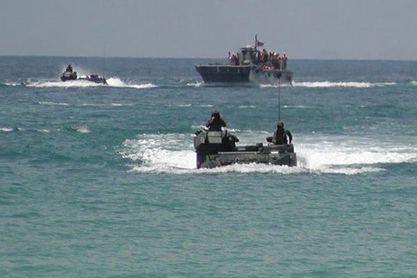 กองทัพเรือ ประสบความสำเร็จ ผลิตทุ่นระเบิดปราบเรือดำน้ำ (Mi9) | News by The Thaiger