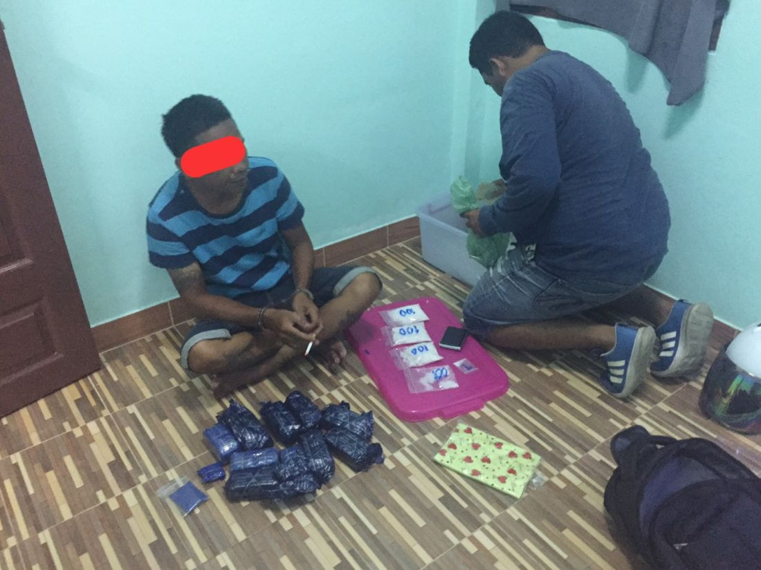 Man arrested with Cat 1 drugs and guns in Phuket | News by Thaiger