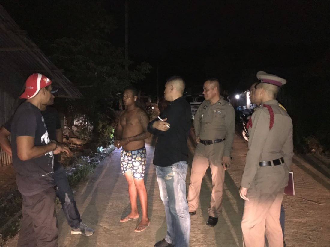 Burmese man stabbed to death in Thalang, Phuket | The Thaiger