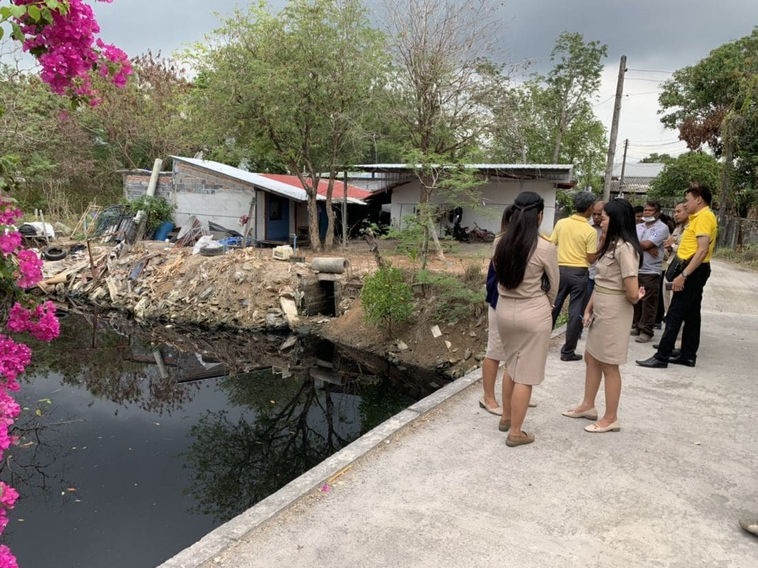 Wastewater still flowing into Mudong Canal in Chalong   News by The Thaiger