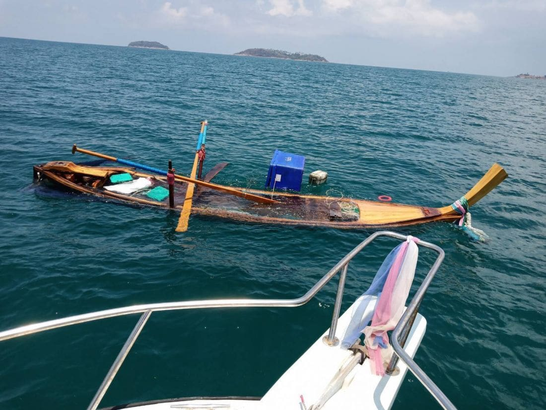 Report filed against Italian expat following Phuket boat collision | The Thaiger