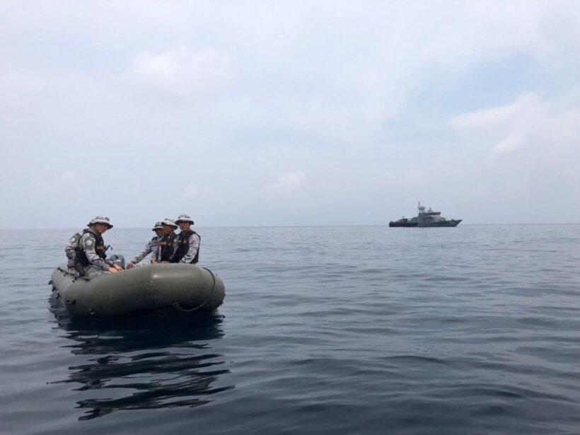 นายทหารพระธรรมนูญของทัพเรือภาคที่ 3 เข้าแจ้งความดำเนินคดีกับผู้เกี่ยวข้อง กรณีการก่อสร้างที่พักกลางทะเล | News by The Thaiger