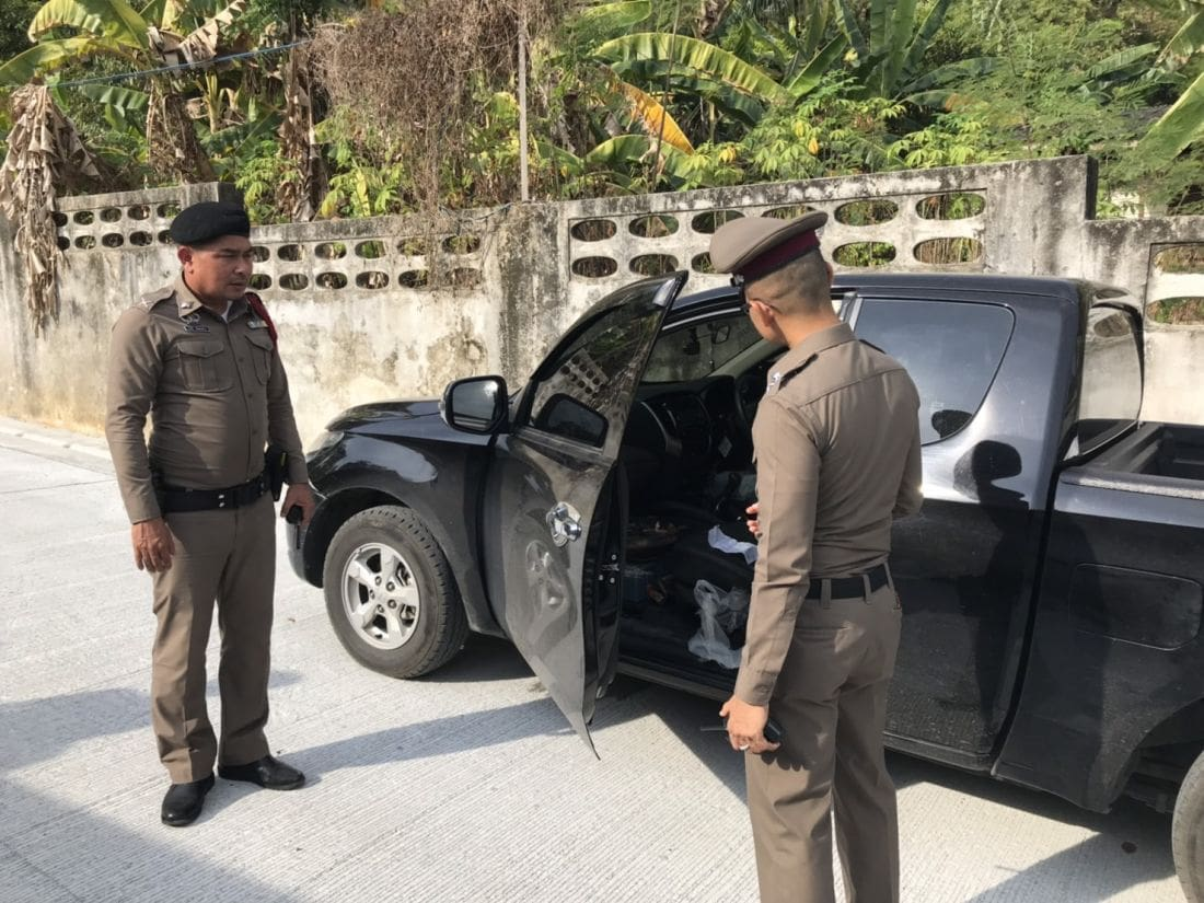 Man found dead in pickup with charcoal burner in Rassada, Phuket | News by The Thaiger