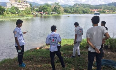 Man drowns in Kathu lagoon, Phuket   The Thaiger