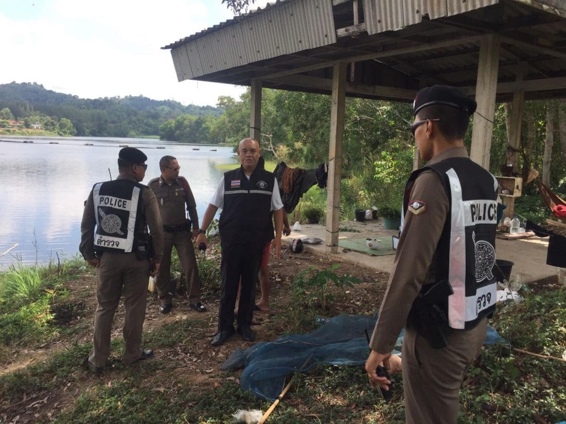 Man drowns in Kathu lagoon, Phuket | News by The Thaiger