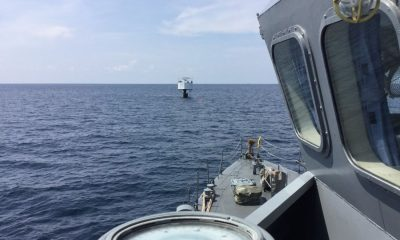 Phuket seastead being removing by Thai Navy today | The Thaiger