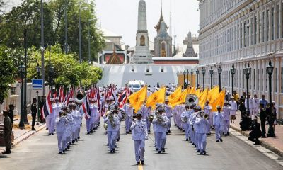 Sacred water drawing ceremony led by Bangkok Governor | The Thaiger