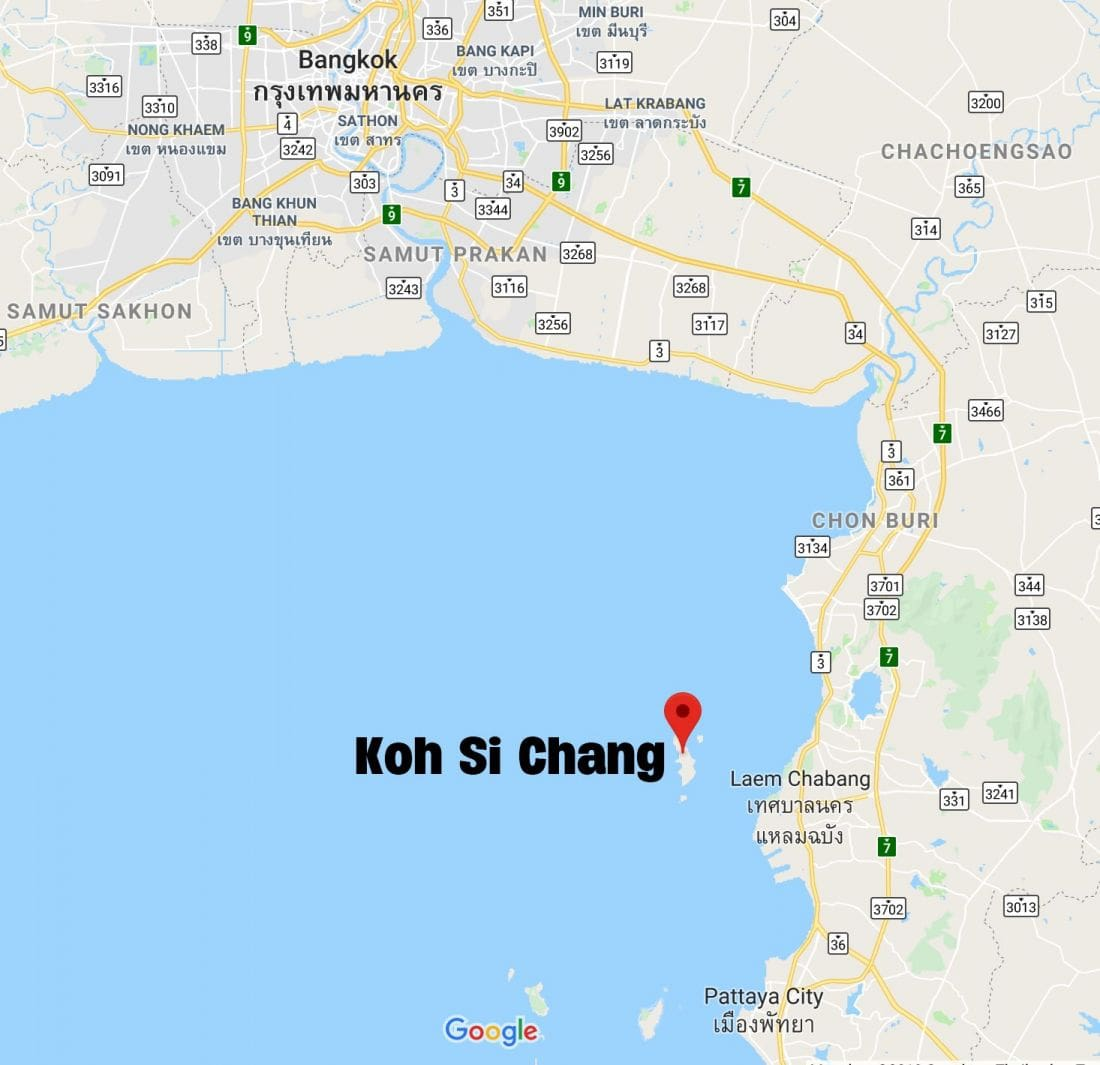 24 year old confesses to the rape and murder of German tourist on Koh Si Chang | News by The Thaiger