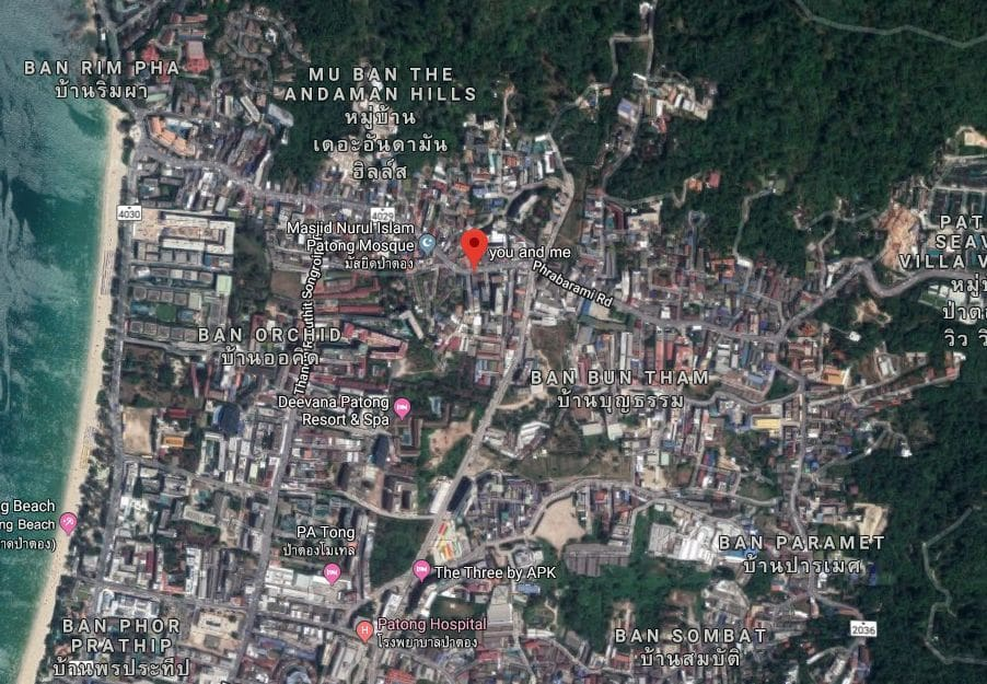 58 year old British man found dead in Patong apartment   News by The Thaiger