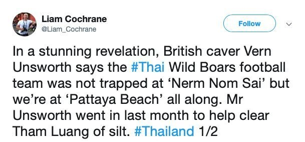 History books will have to rewrite the Tham Luang cave story | News by The Thaiger