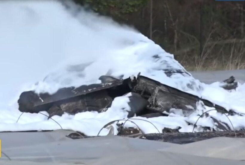 บินเล็กตกที่เยอรมัน คร่าชีวิตเศรษฐีนีรัสเซีย แถมรถตำรวจชนซ้ำระหว่างไปที่เกิดเหตุ   News by The Thaiger