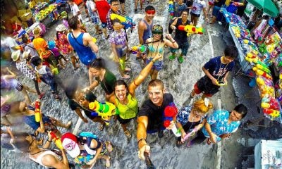 Officials say Songkran can still go ahead on Khaosan Road this year | The Thaiger