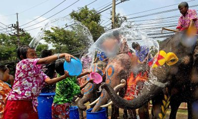 Songkran around Thailand – where can you get wet in 2020? | The Thaiger