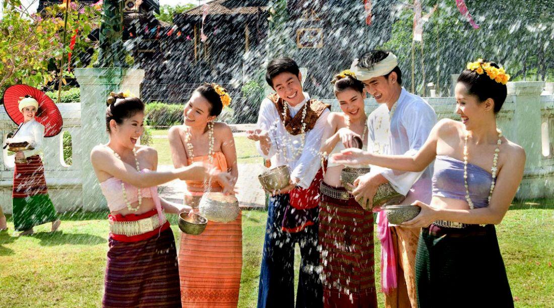 Sawasdee pi mai - The four days of Songkran 2021 | News by Thaiger