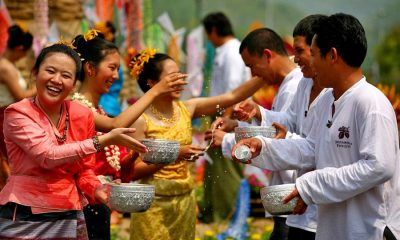 The four days of Songkran. Do it like a local. | The Thaiger
