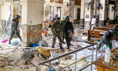 LATEST: Sri Lanka bombings | The Thaiger