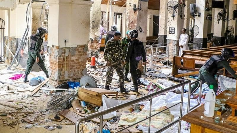 LATEST: Sri Lanka bombings | The Thaiger