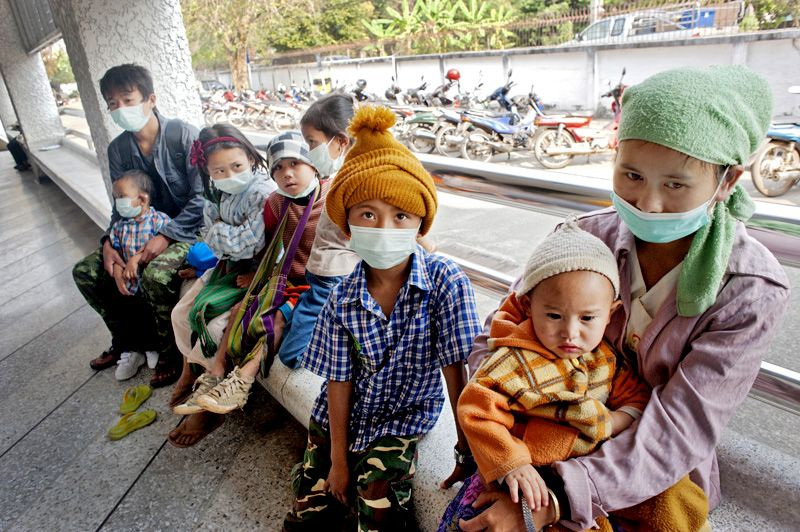 Thailand still in the world's Top 14 for TB cases | The Thaiger