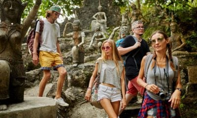 Strong growth from key markets compensate for slight dip in Chinese tourists | The Thaiger