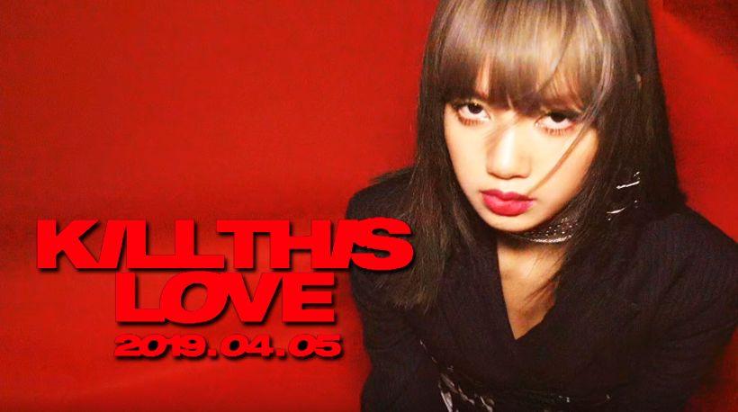 K-POP: คัมแบ็คแล้ว! ตัวอย่างโปสเตอร์และวิดีโอ BlackPink – Kill this love   The Thaiger
