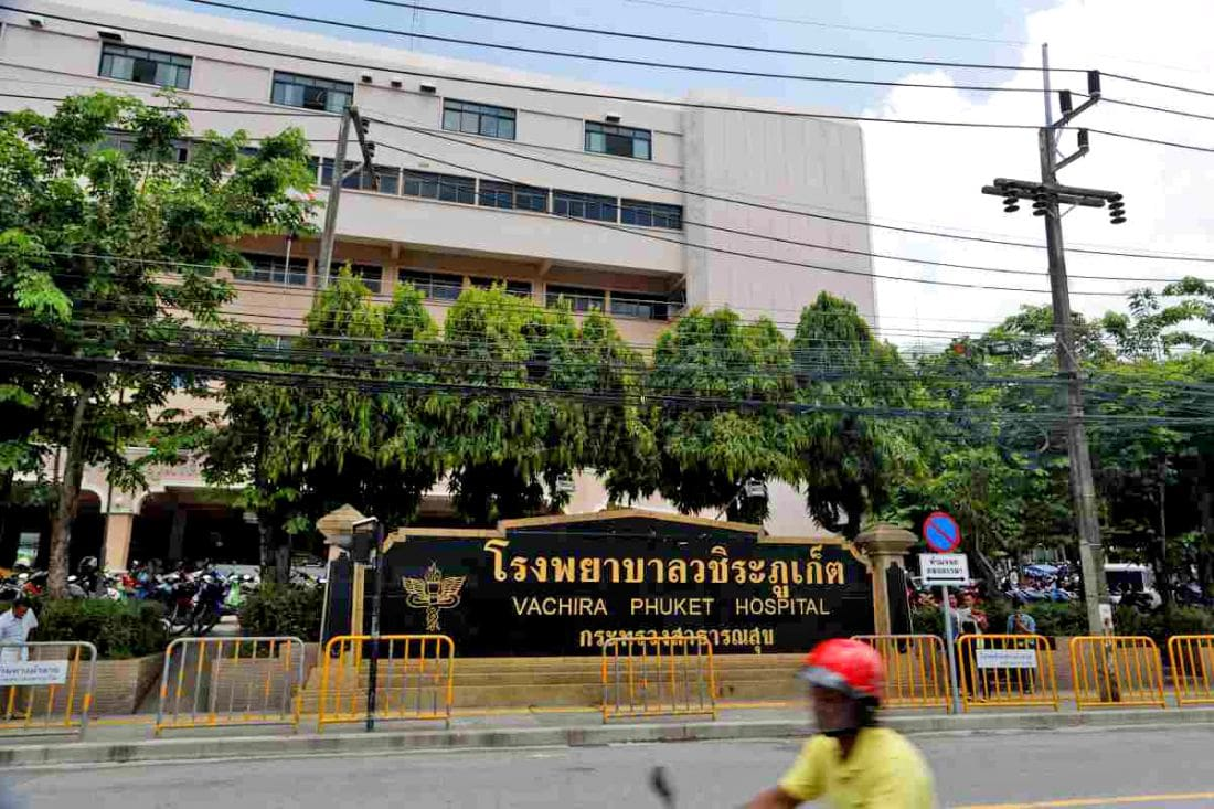 Vachira Phuket Hospital sets new after hours fee, other public hospitals to follow | The Thaiger