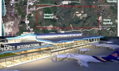 เปิดแปลน แผนสร้างสนามบินนานาชาติภูเก็ต แห่งที่ 2 โคกกลอย, พังงา | The Thaiger