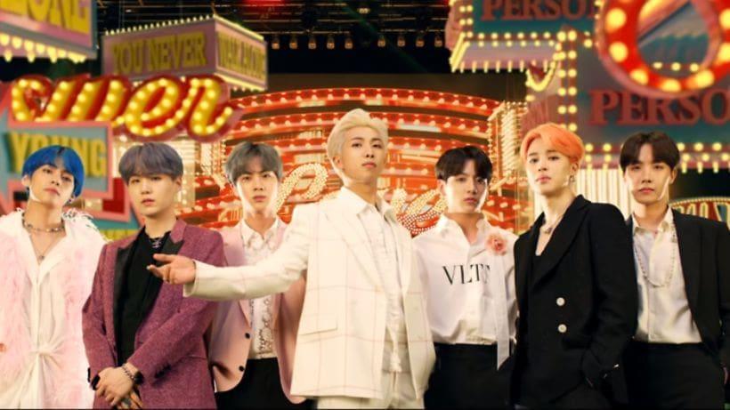K-POP : BTS พาอัลบั้มใหม่ฉายแสงทั่วโลก พร้อมทุบสถิติใหม่รัว ๆ | The Thaiger