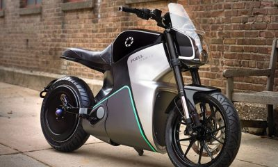 'Fuell' opens pre-orders on e-moto 'Flow' | The Thaiger