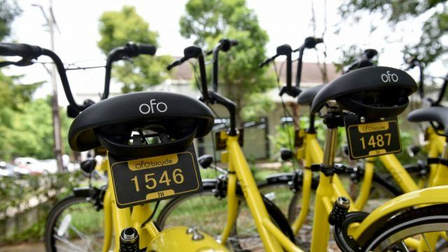 How the bike-share start-ups fell over | News by The Thaiger