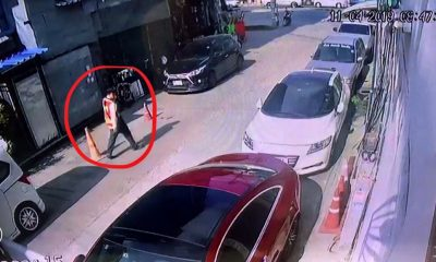 Suspect on the run after killing pregnant Bangkok woman | The Thaiger