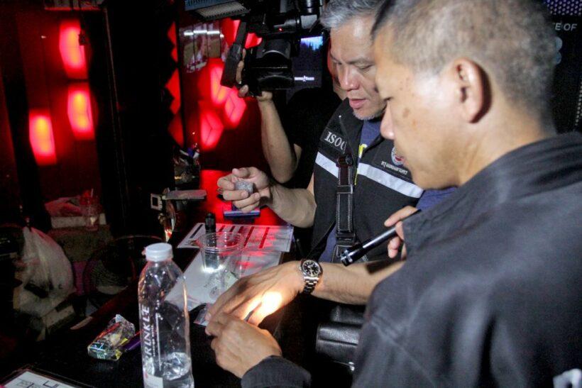 Thon Buri pub raid, 38 patrons test positive for drugs | News by The Thaiger