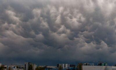 กรมอุตุเตือน พายุฤดูร้อนถล่มสงกรานต์ ฝน-ลูกเห็บตก | The Thaiger
