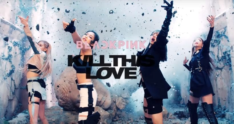 K-POP: คัมแบ็คแล้ว! MV teaser BlackPink – Kill this love | The Thaiger