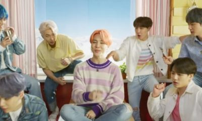 [K-POP] : สุดจี๊ด MV เพลงใหม่ BTS – Boy With Luv feat. Halsey' | The Thaiger