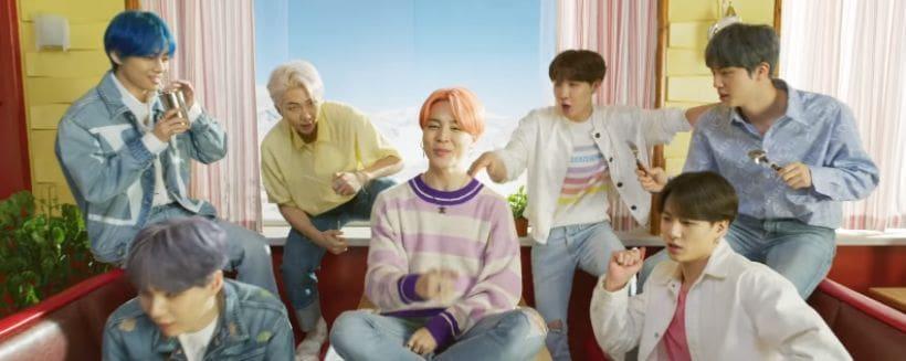 [K-POP] : สุดจี๊ด MV เพลงใหม่ BTS – Boy With Luv feat. Halsey' | The Thaiger