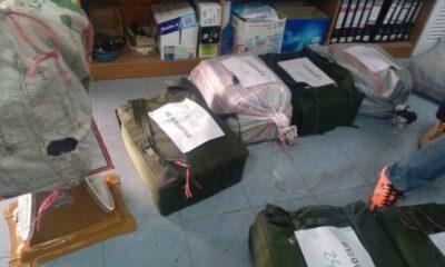Police intercept 9 million methamphetamine pills near Chiang Rai | The Thaiger