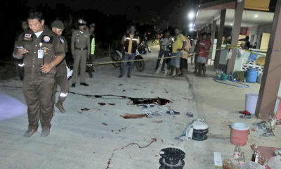 Three men shot dead in Nakorn Pathom | The Thaiger