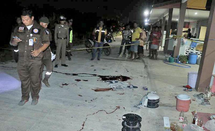 Three men shot dead in Nakorn Pathom   The Thaiger