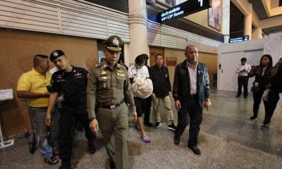 Taiwanese man arrested at Don Mueang Airport with 7 kilos of heroin | The Thaiger