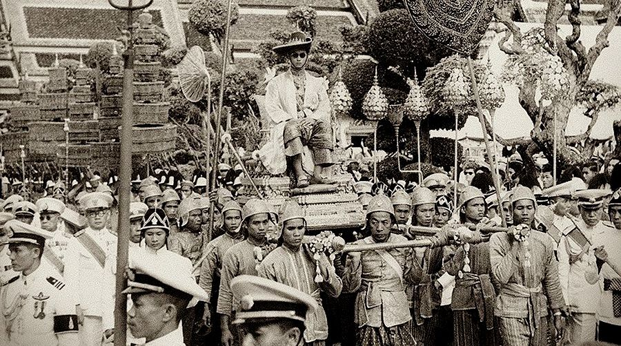 The coronation of King Maha Vajiralongkorn Bodindradebayavarangkun | News by Thaiger
