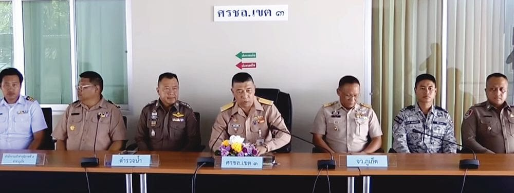 Prawit instructs the Royal Thai Navy to take action against the Seastead | News by The Thaiger
