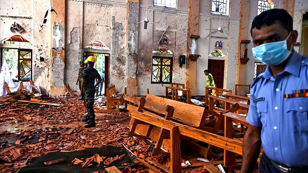 Sri Lanka attacks 'retaliation for Christchurch' – Government minister | The Thaiger