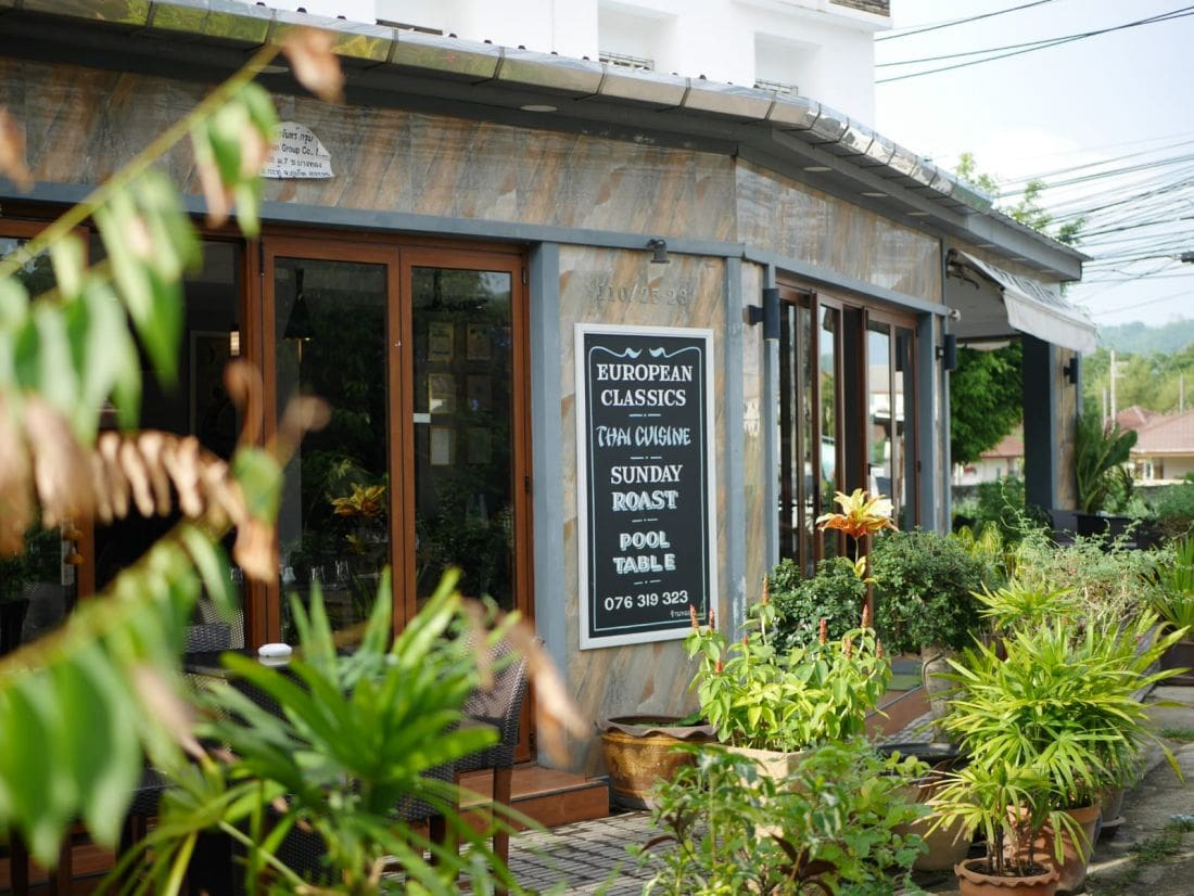 Thong Dee, the Kathu Brasserie loved by foodies and Phuket locals | The Thaiger